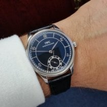IWC Portuguese Hand-Wound Steel 44mmmm Black Arabic numerals United States of America, California, Los Angeles
