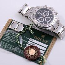 Rolex Daytona 116520 - Black - Box & Card/Papers