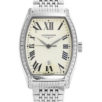 Longines Evidenza pre-owned 30mm Steel