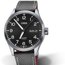 Oris Big Crown ProPilot Day Date Steel 45mm Black Arabic numerals United States of America, Texas, FRISCO