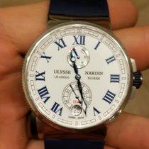 Ulysse Nardin Marine Chronometer Manufacture 1183-126-3/40 2016 подержанные