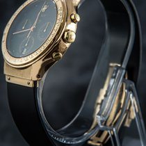 Hublot Classic Yellow gold 37mm Black No numerals