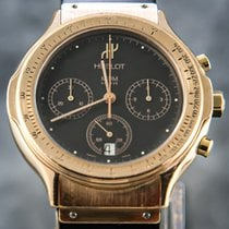 Hublot Geelgoud 37mm Quartz 1621.3 tweedehands Nederland, 'S-Hertogenbosch