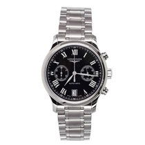 Longines Master Collection Steel 38,5mm Black