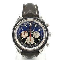 ブライトリング クロノマチック 49 新品 2009 自動巻き クロノグラフ 正規のボックスと正規の書類付属の時計 A14360