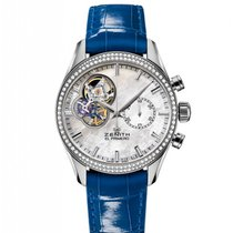 Zenith El Primero Chronomaster Lady Mother of pearl United States of America, Florida, North Miami Beach