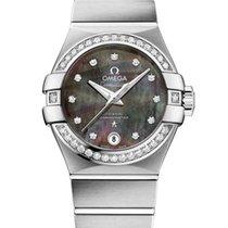 Omega Constellation Ladies 123.15.27.20.57.003 neu