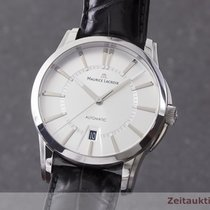 Maurice Lacroix Pontos Date Staal 41mm Zilver