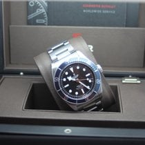 Tudor 79220B Staal 2017 Black Bay 41mm tweedehands