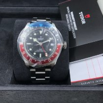 Tudor 79830 RB Steel 2018 Black Bay GMT 41mm new United States of America, Pennsylvania, Philadelphia