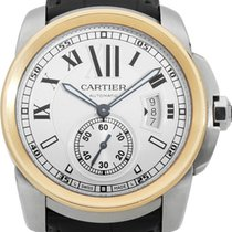 Cartier Calibre de Cartier W7100039 3389/ 3299 2011 pre-owned