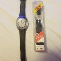 Timex pre-owned Automatic 40mm Blue