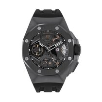 Audemars Piguet Royal Oak Concept Titanium 44mm Transparent