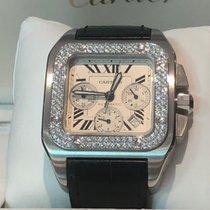 Cartier Santos 100 2740 2010 occasion