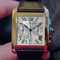 Cartier Tank MC Rose gold 34.3mm Silver United States of America, Texas, Hurst