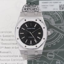 Audemars Piguet Royal Oak Selfwinding Сталь 39mm Чёрный Без цифр