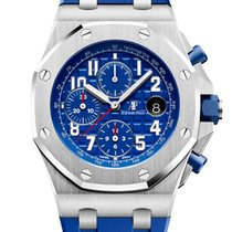 Audemars Piguet 26470ST.OO.A030CA.01 Steel Royal Oak Offshore Chronograph 42mm pre-owned United States of America, Florida, Sunny Isles Beach