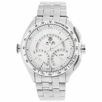 TAG Heuer SLR Steel 47mm Silver United States of America, New Jersey, Somerset