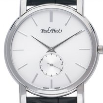 Paul Picot Firshire Stahl 41mm Silber