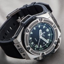 "Hublot King Power ""Oceanographic Diver 4000"""