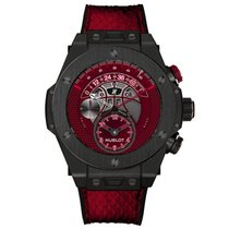 Hublot Big Bang Unico 413.CX.4723.PR.KOB15 Ny Keramik 45.5mm Automatisk