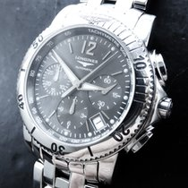 Longines ADMIRAL Eleganter Automatik Herren Chronograph 37 Jewels