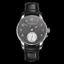 Moritz Grossmann BENU Platinum 41mm Grey Arabic numerals