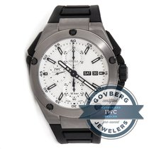 IWC Ingenieur Double Chronograph IW3865-01