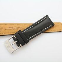 Breitling Teile/Zubehör neu Leder Schwarz