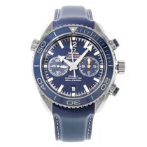 Omega Seamaster 232.92.46.51.03.001 Planet Ocean Steel Men's...