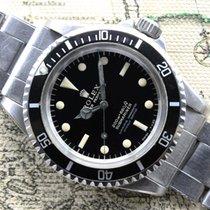 勞力士 5512 鋼 1966 Submariner (No Date) 40mm 二手