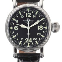 Chronoswiss | A Stainless Steel Center Seconds Wristwatch With...