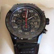TAG Heuer Carrera Chronograph Calibre HEUER 01