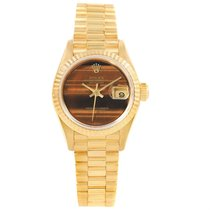Rolex Chronometer 26mm Automatic 1986 pre-owned Lady-Datejust