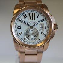 Cartier Calibre de Cartier Pозовое золото 42mm Cеребро Римские Россия, Москва