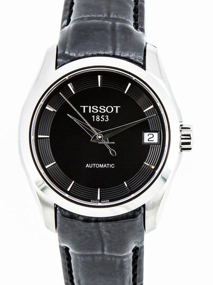 bd90f6ea402 Tissot Couturier - Todos os preços de relógios Tissot Couturier na Chrono24