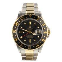 Rolex Remontage automatique 1966 occasion GMT-Master Noir