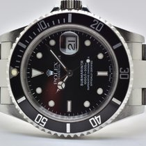 Rolex Submariner Date 16610 F-Series - never polished