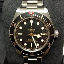 Tudor 79030N Steel Black Bay Fifty-Eight 39mm