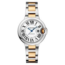 Cartier new Automatic 33mm Sapphire crystal