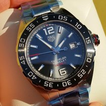 TAG Heuer Formula 1 Calibre 5 Steel 43mm Grey United States of America, California, Los Angeles