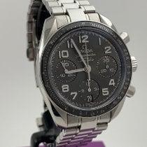 Omega Speedmaster Ladies Chronograph Acél 38mm Fekete Arab