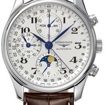 Longines Steel 40mm Automatic L2.673.4.78.3 new United States of America, Iowa, Des Moines