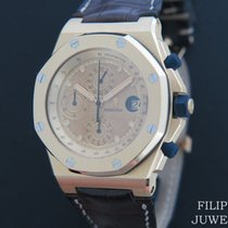 Audemars Piguet Royal Oak Offshore Chronograph Zuto zlato 42mm Zlatan