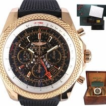 Breitling Bentley B04 GMT Rose gold 49mm Black Arabic numerals United States of America, New York, Smithtown