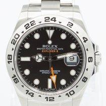 Rolex Explorer II Steel 42mm No numerals United States of America, Georgia, ATLANTA
