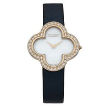 Van Cleef & Arpels Alhambra Yellow gold Mother of pearl