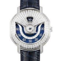 Daniel Roth White gold Automatic Blue new