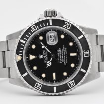 Rolex 16610 Steel 1990 Submariner Date 40mm pre-owned
