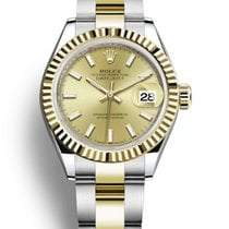 Rolex Lady-Datejust new Automatic Watch with original box and original papers M279173-0002